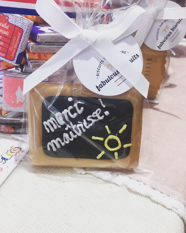 Merci maitresse fabulous Biscuit